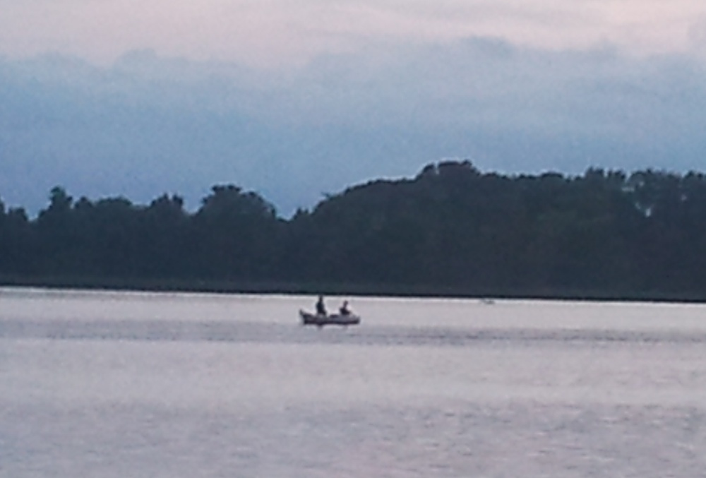 On the Lake (3/4)