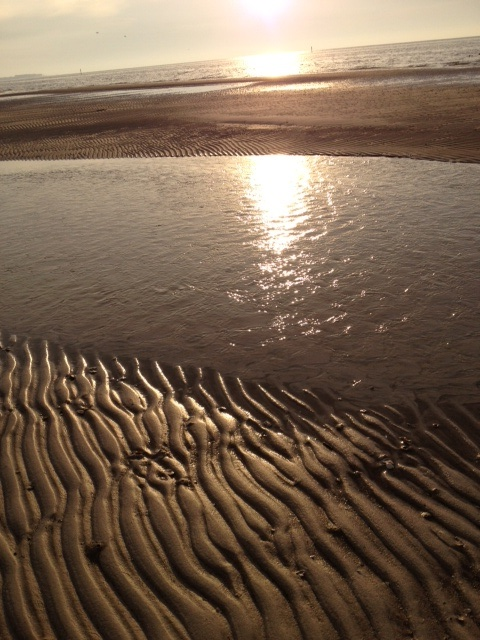 Sunrise at Bay St. Louis