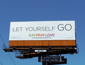 let yourself go billboard
