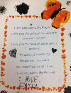 Emily purplest