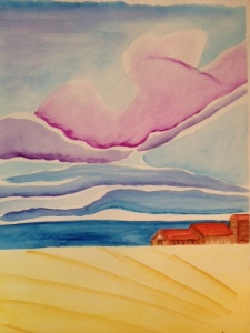 The Big Sky, Margaret Simon