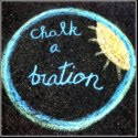 Join the Chalk-a-bration over at Teaching Young Writers.