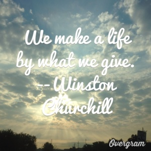 make a life quote