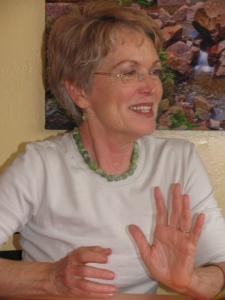 Ava Leavell Haymon, Louisiana Poet Laureate