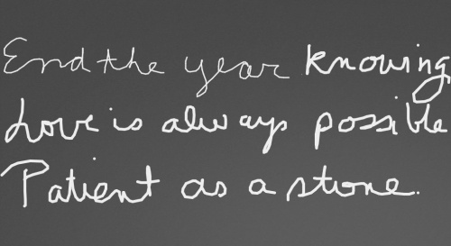 Year End Haiku by Margaret Simon