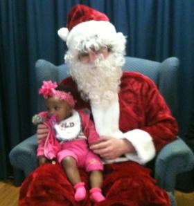 Santa Will