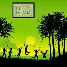 Poetry Friday round up is here!