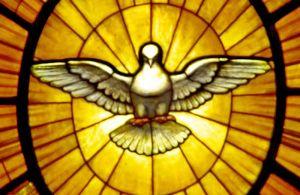 Gian Lorenzo Bernini - Dove of the Holy Spirit (ca. 1660, alabaster, Throne of St. Peter, St. Peter's Basilica, Vatican) Wikimedia Commons