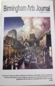 Birmingham Arts Journal