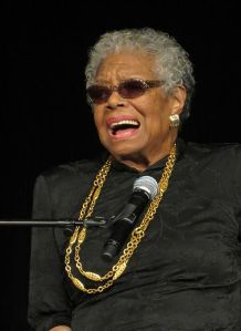 Photo from Maya Angelou visits YCP 2013 on Flickr