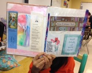 Vannisa's poetry book