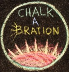 Join the Chalk-a-bration at Betsy Hubbard's site Teaching Young Writers.