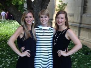 sisters graduation