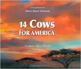 14 cows cover
