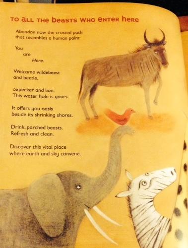 beasts poem