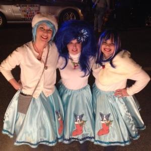 Blue Dog Berry Queens