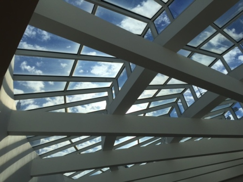 Skylight at High Museum, Atlanta