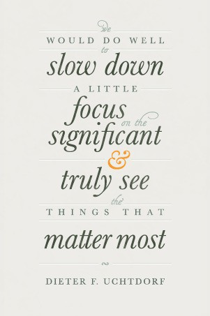 We-Would-Do-Well-To-Slow-Down-A-Little-Focus