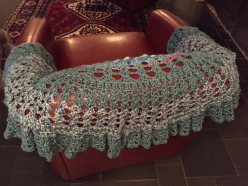 prayer shawl Becky A