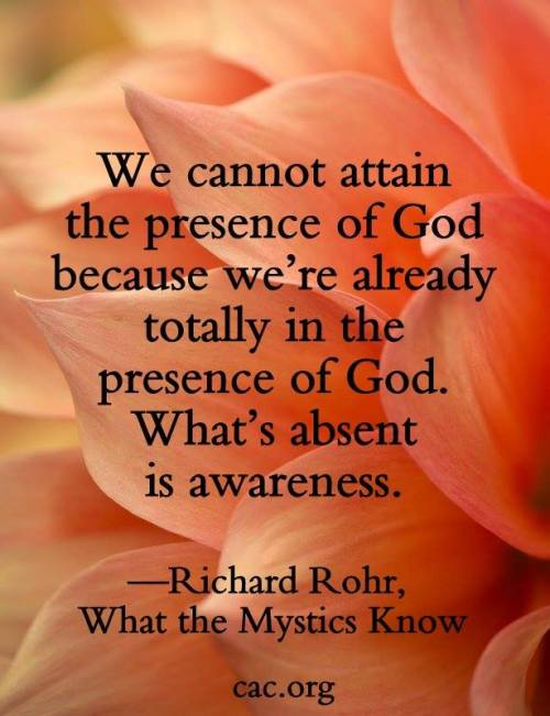 From Richard Rohr's Center for Action and Contemplation