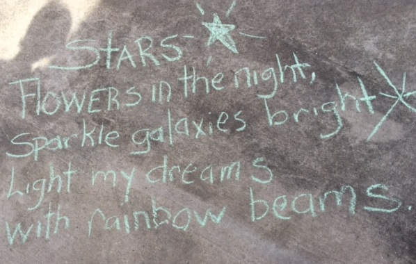 Stars by Mrs. Simon