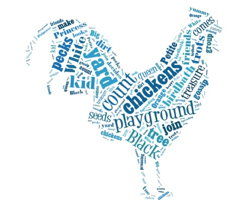 chicken poem tagxedo