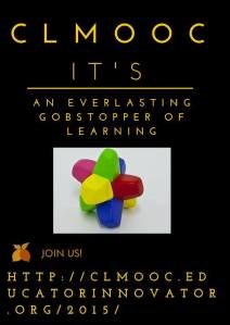 Sign up for CLMOOC running June 28- August 2, 2015.