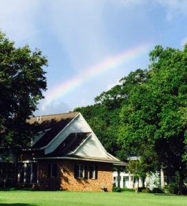 Thursday morning rainbow