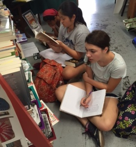 Inspiration in Books along the Teche