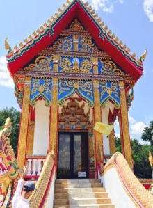 Wat Thammarattanaram, New Iberia, LA