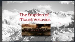 Emily emaze Vesuvius