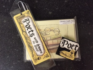 Poetry gift exchange
