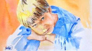 Boy by Kathleen Hartman