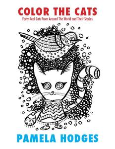 Color the Cats is available on Amazon.