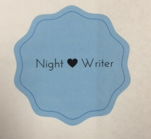 Night writer