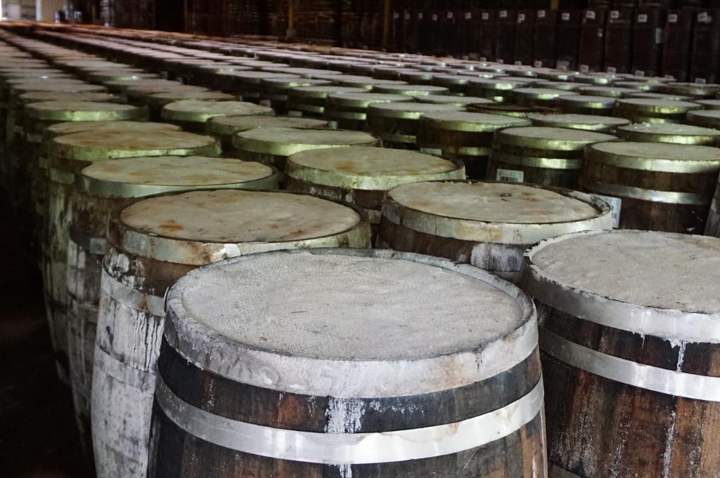 salt barrels