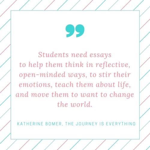 Students need essays