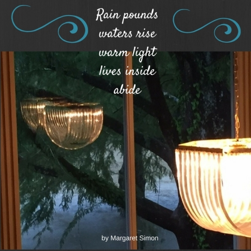 Light reflected poem
