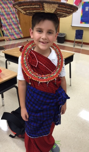 Maasai-Jacob