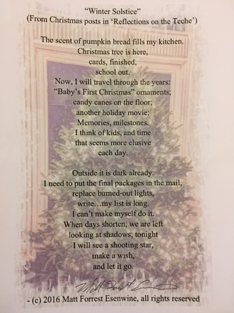 found-christmas-poem