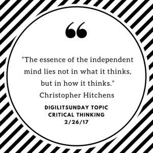 critical-thinking-digilit-sunday
