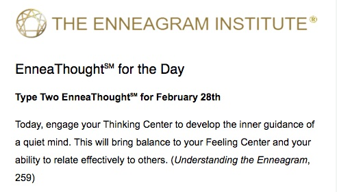 enneagram-thought