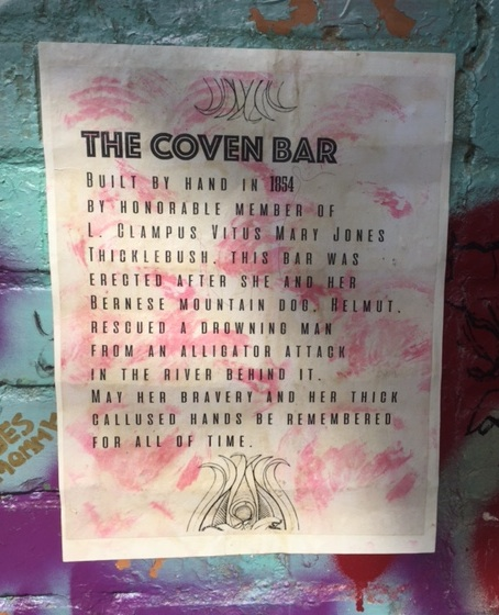 The Coven Bar, New Orleans City Park
